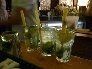 Mojitos in Miami