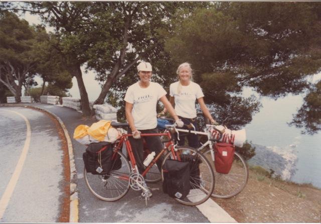 Cycling Europe, 1982