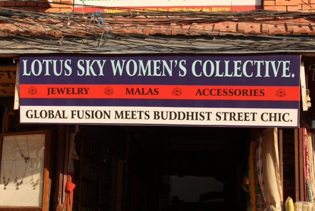 Maybe this explains Kathmandu ?