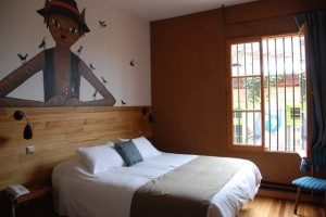 Our room at Fauna Hotel