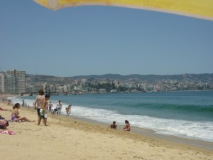 Nice beaches for a tanning fix, but nothing special if you are from California.